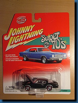 Johnny Lightning 1971 (Super 70's) Buick Riviera 1:64